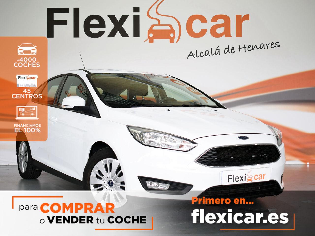 Ford Focus ocasión segunda mano 2016 Diésel por 11.890€ en Madrid