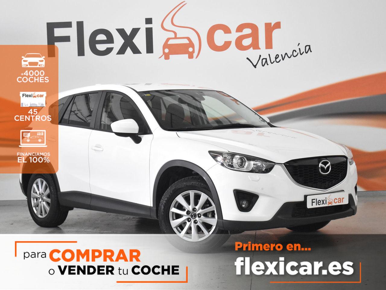 Mazda CX-5 ocasión segunda mano 2015 Diésel por 15.990€ en Barcelona