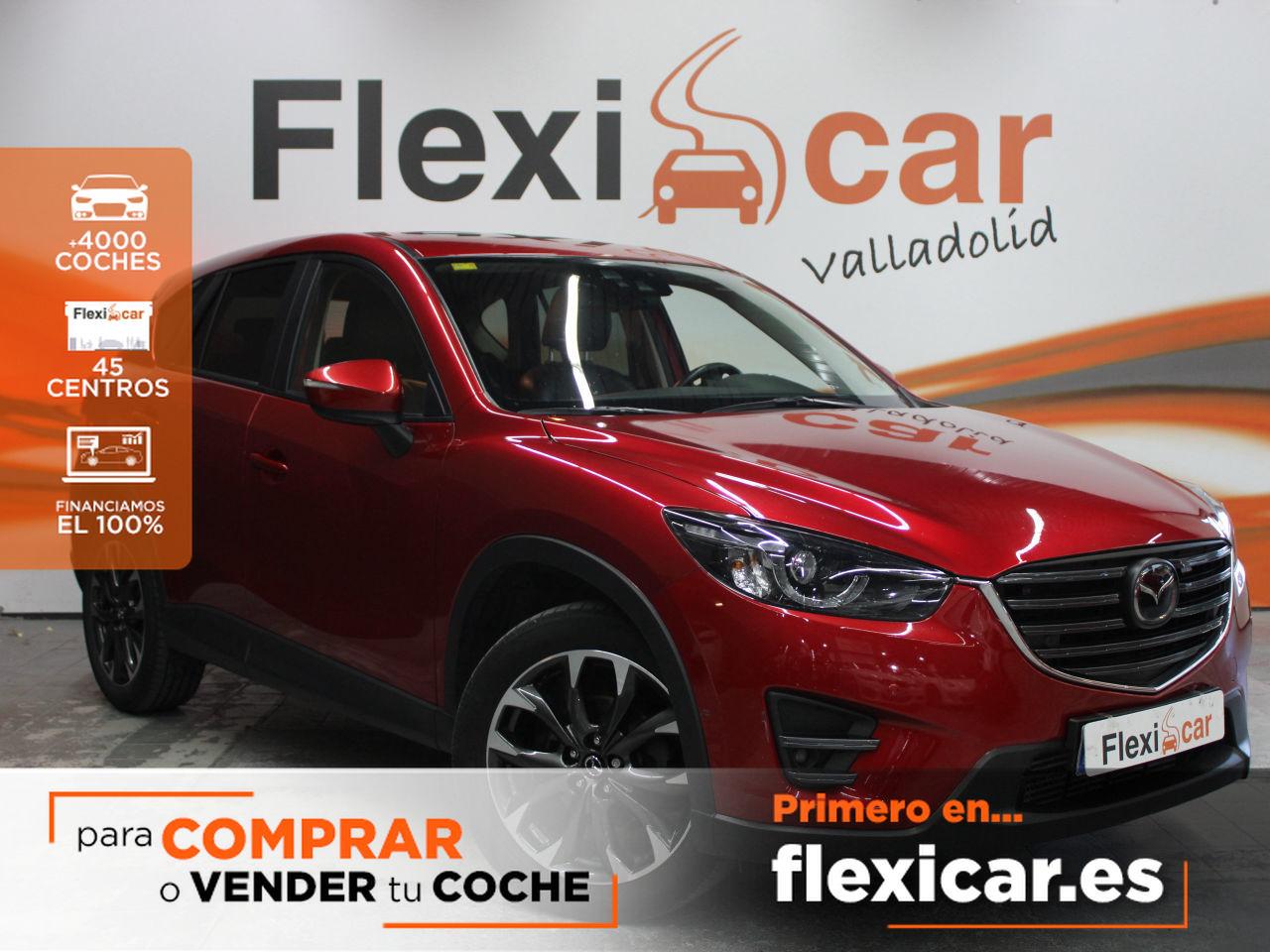 Mazda CX-5 ocasión segunda mano 2016 Diésel por 16.990€ en Barcelona