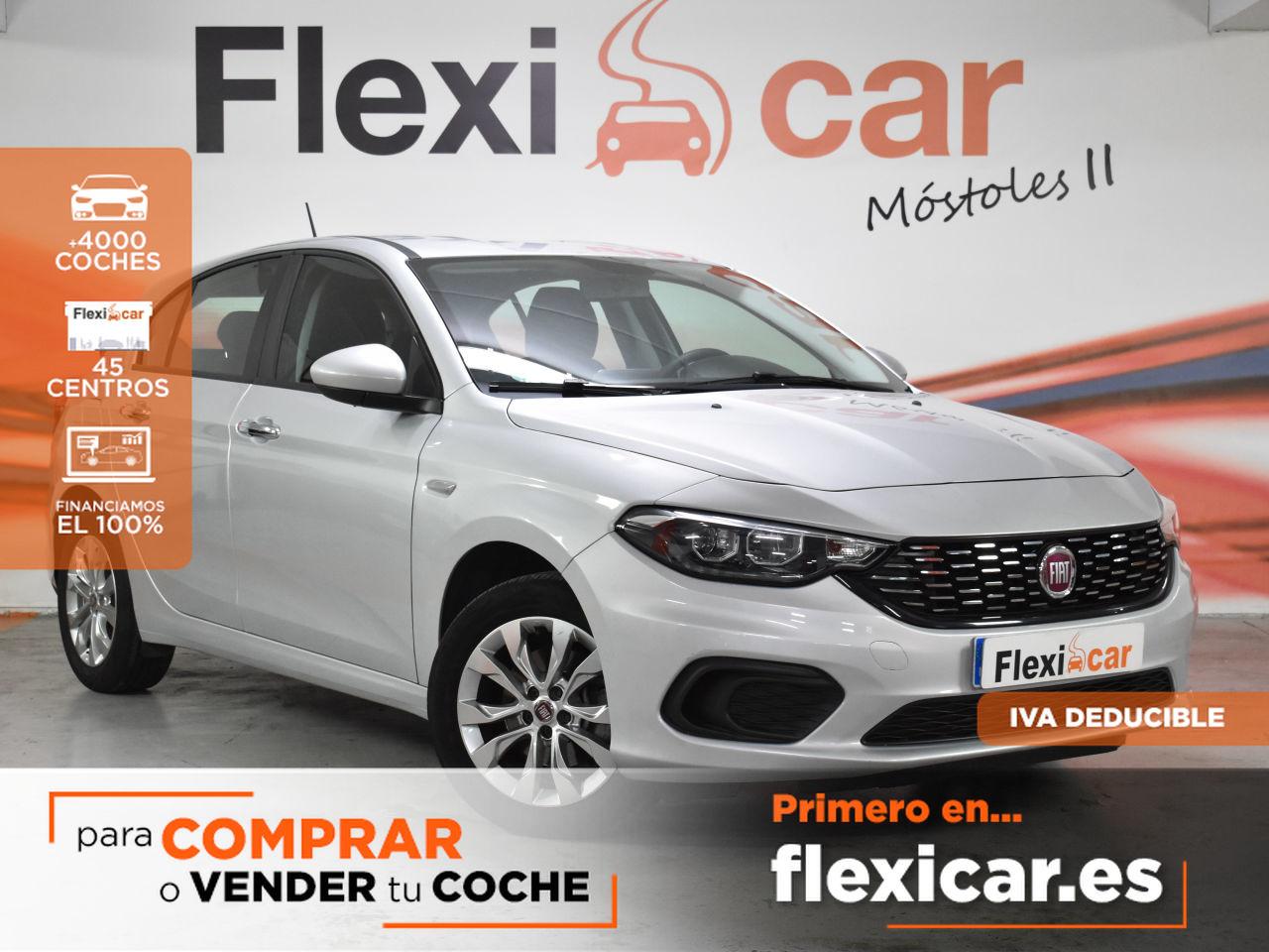 Fiat Tipo ocasión segunda mano 2019 Diésel por 11.990€ en Madrid