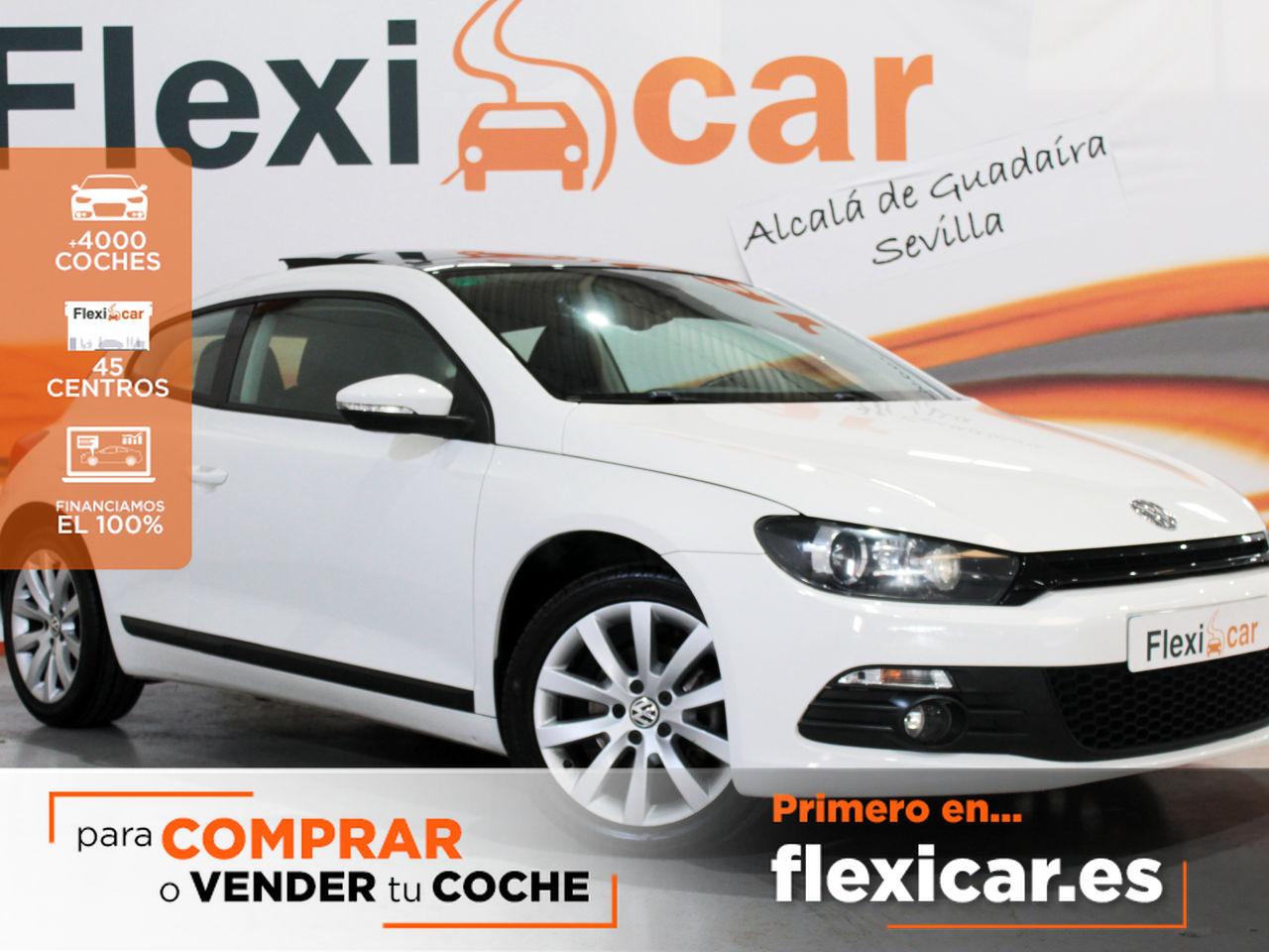 Volkswagen Scirocco ocasión segunda mano 2010 Diésel por 9.990€ en Barcelona