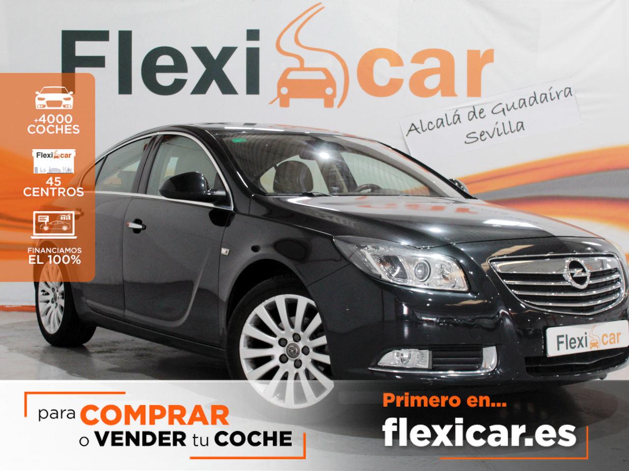 Opel Insignia  ocasión segunda mano 2010 Diésel por 6.990€ en Barcelona