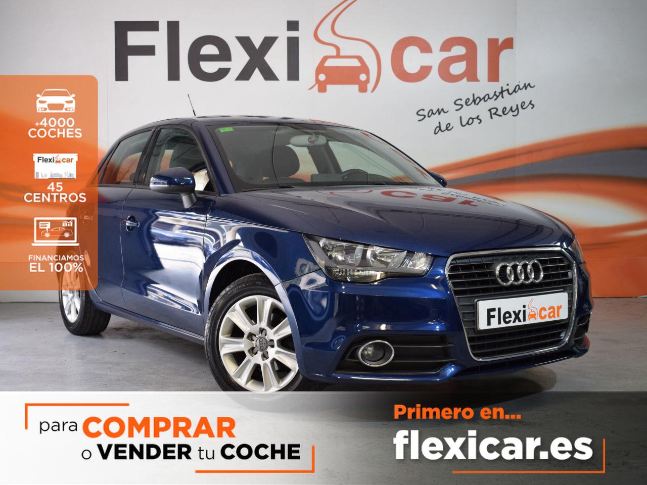 Audi A1 ocasión segunda mano 2012 Gasolina por 11.490€ en Madrid