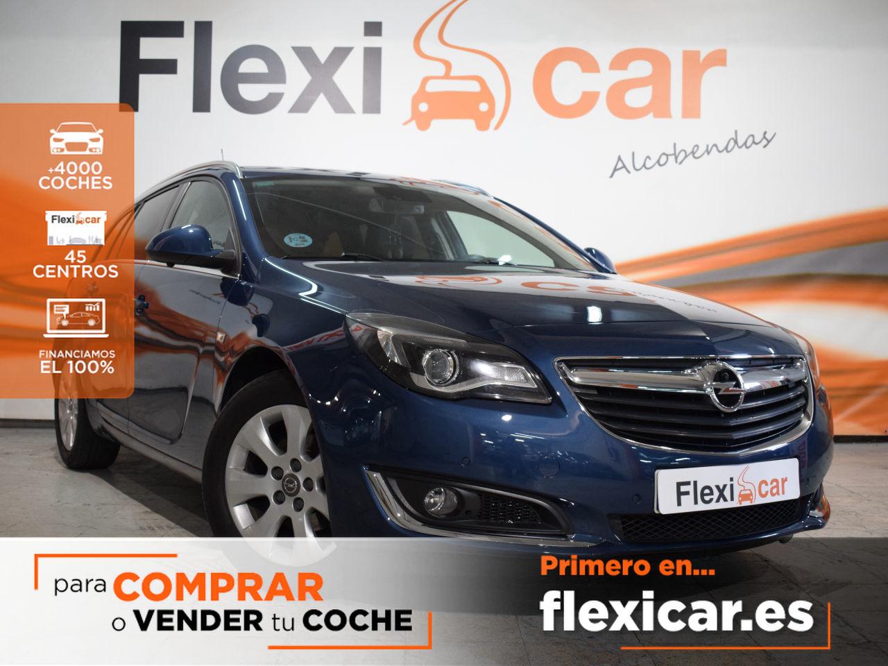 Opel Insignia  ocasión segunda mano 2015 Diésel por 10.990€ en Madrid