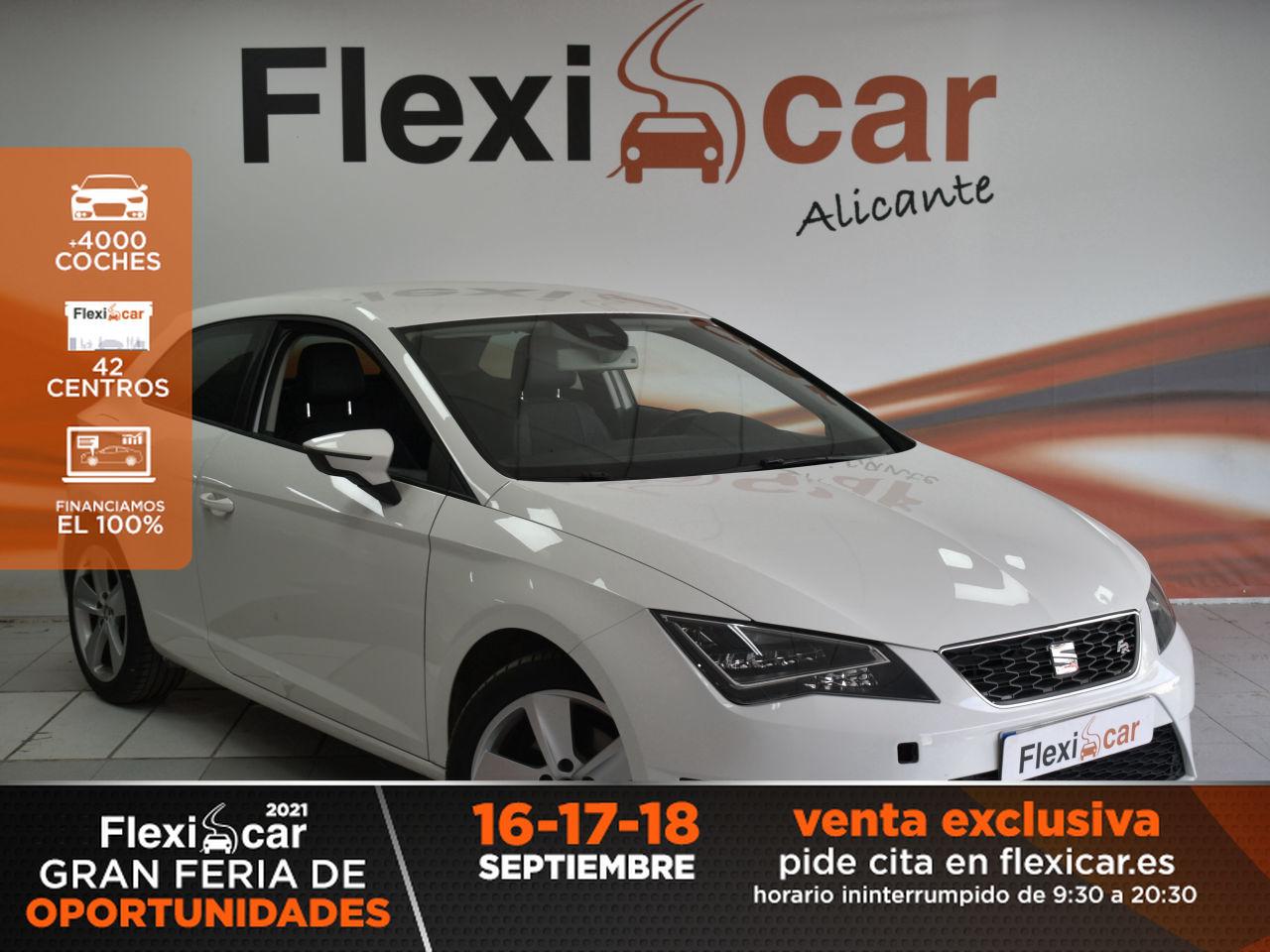 Seat Leon ocasión segunda mano 2016 Gasolina por 13.990€ en Barcelona