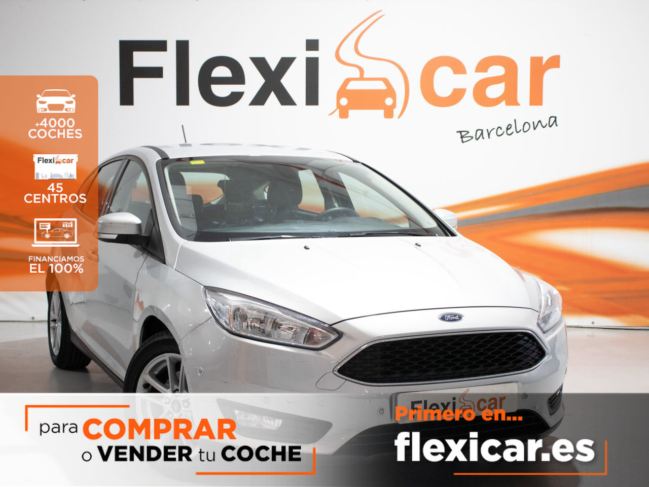 Ford Focus ocasión segunda mano 2017 Gasolina por 11.490€ en Barcelona