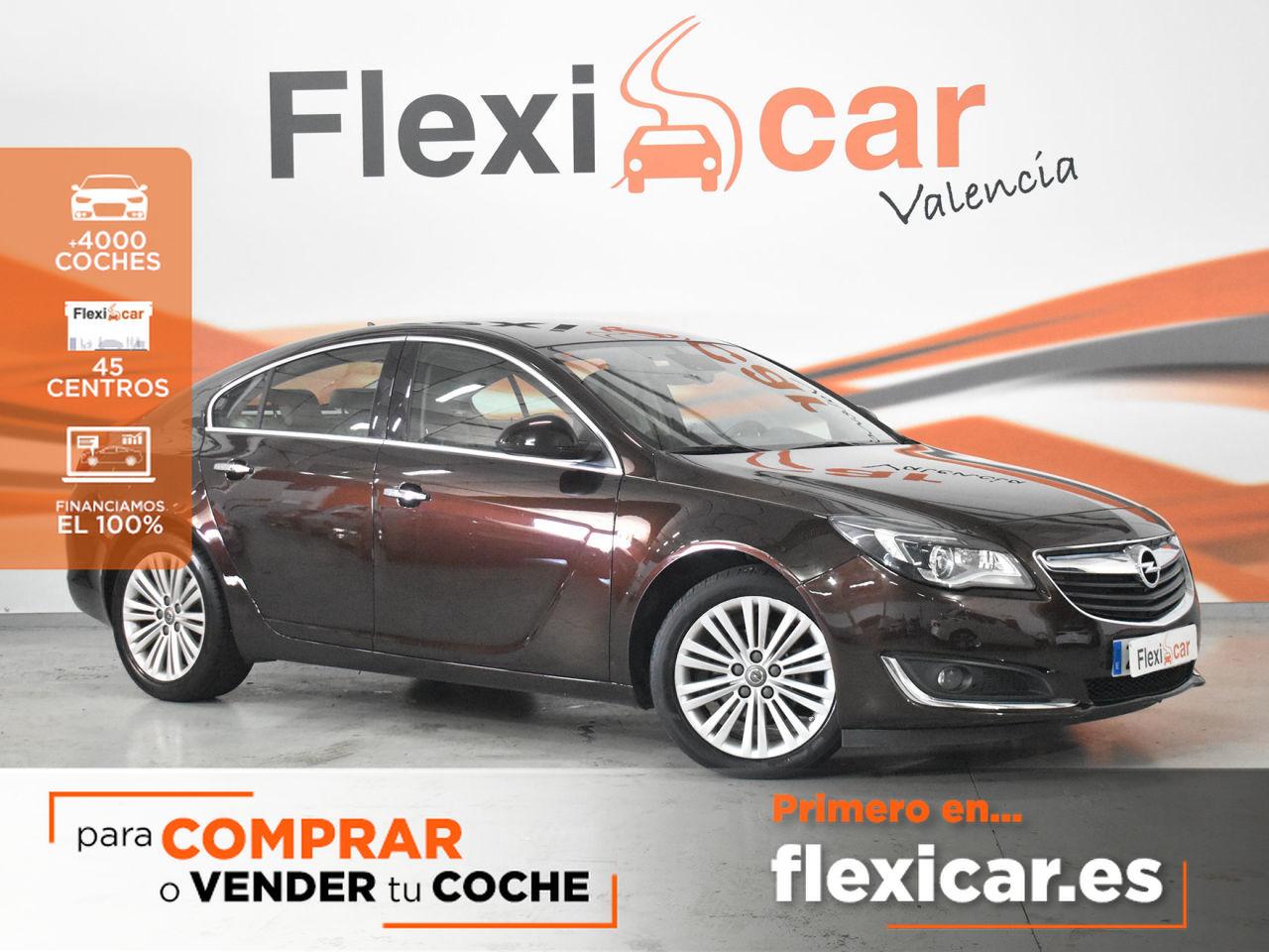Opel Insignia  ocasión segunda mano 2015 Diésel por 13.990€ en Barcelona