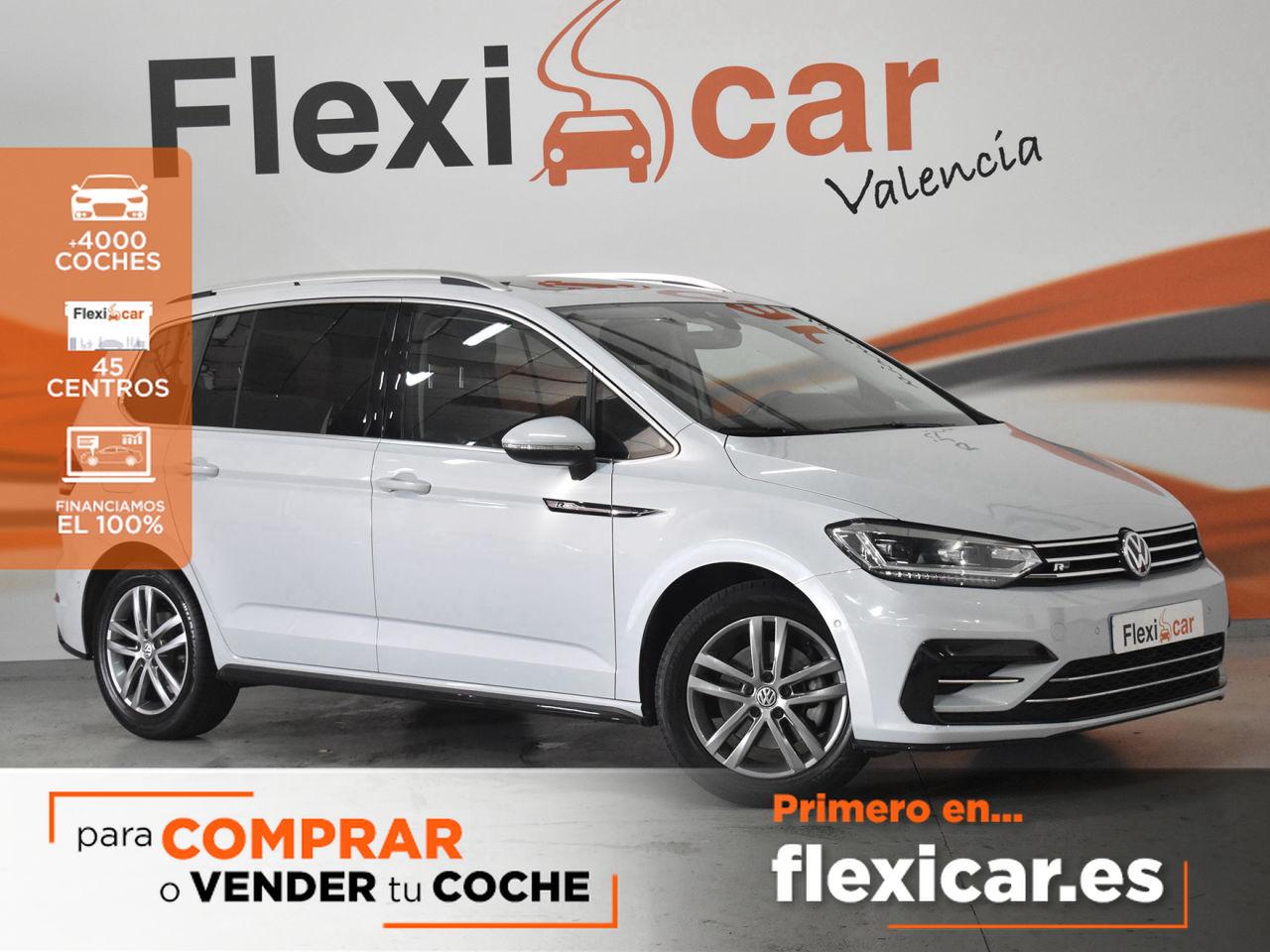 Volkswagen Touran ocasión segunda mano 2018 Diésel por 29.490€ en Barcelona