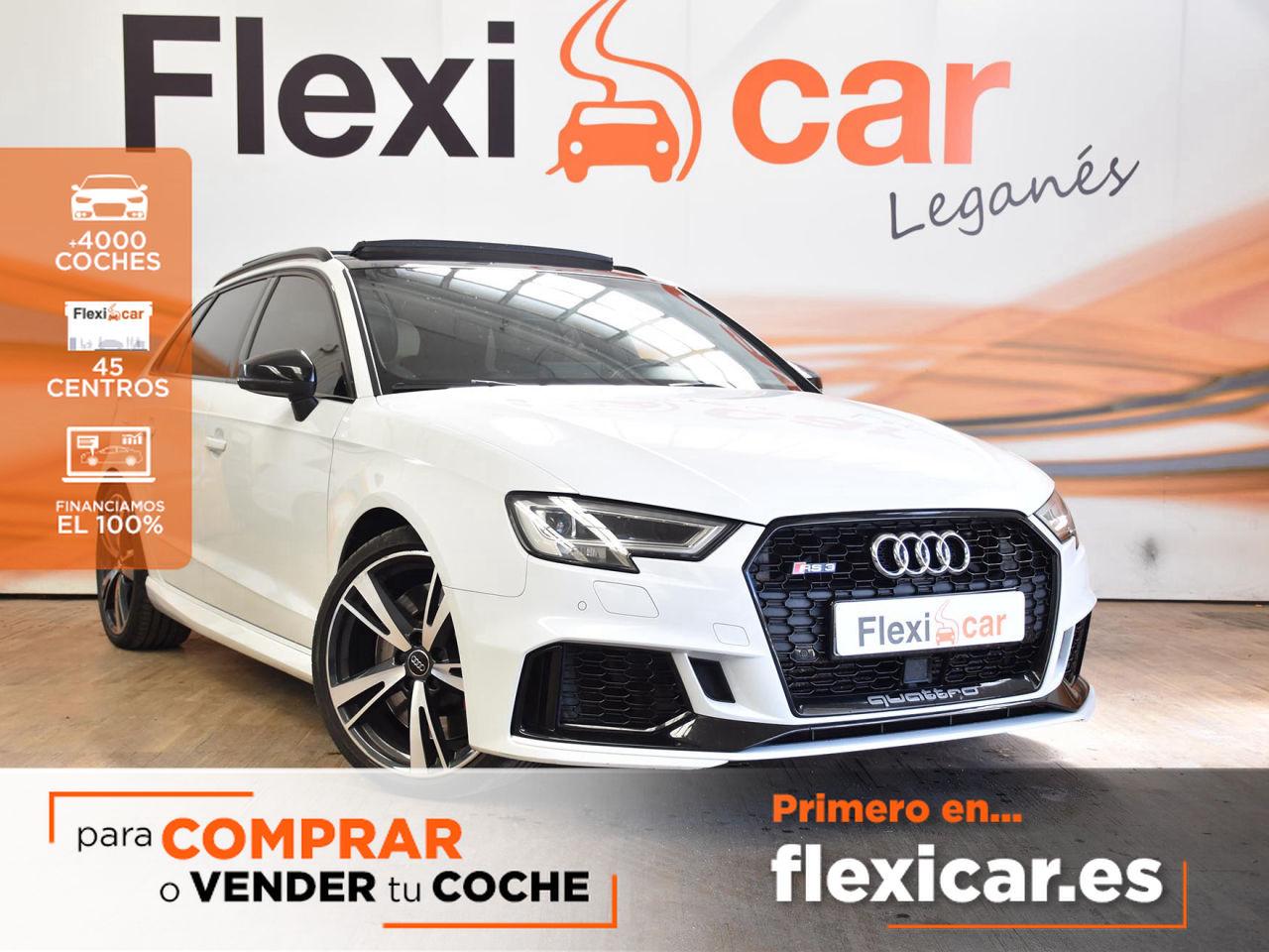 Audi A3 ocasión segunda mano 2018 Gasolina por 52.990€ en Madrid