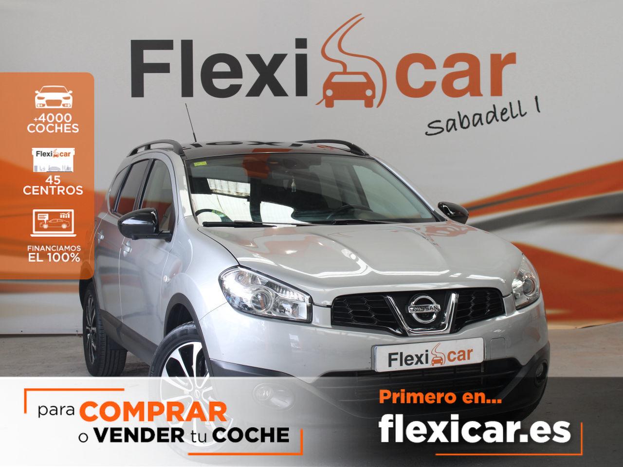 Nissan Qashqai+2 ocasión segunda mano 2014 Diésel por 13.490€ en Barcelona