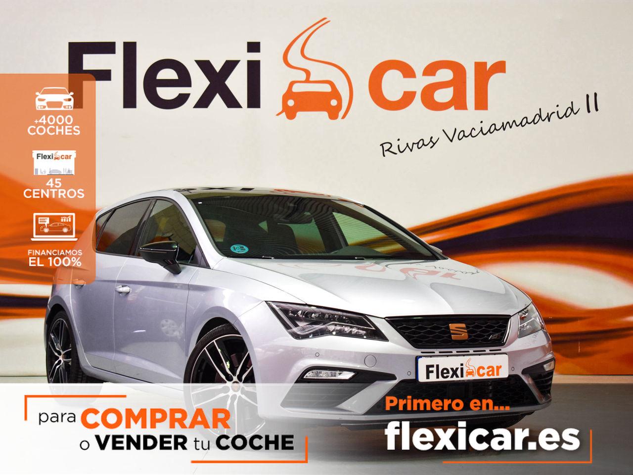 Seat Leon ocasión segunda mano 2020 Gasolina por 33.900€ en Huelva