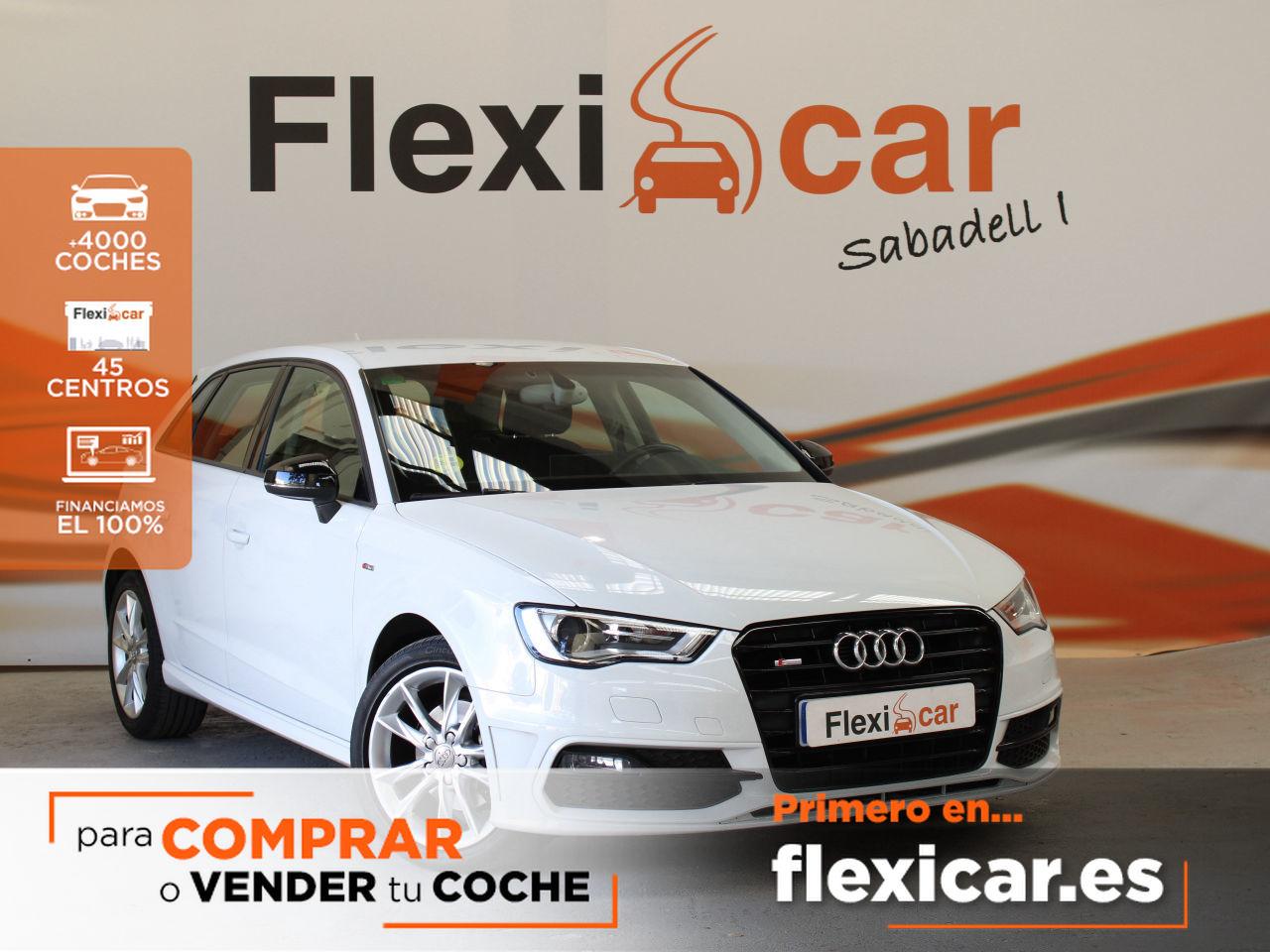 Audi A3 ocasión segunda mano 2014 Diésel por 15.490€ en Barcelona