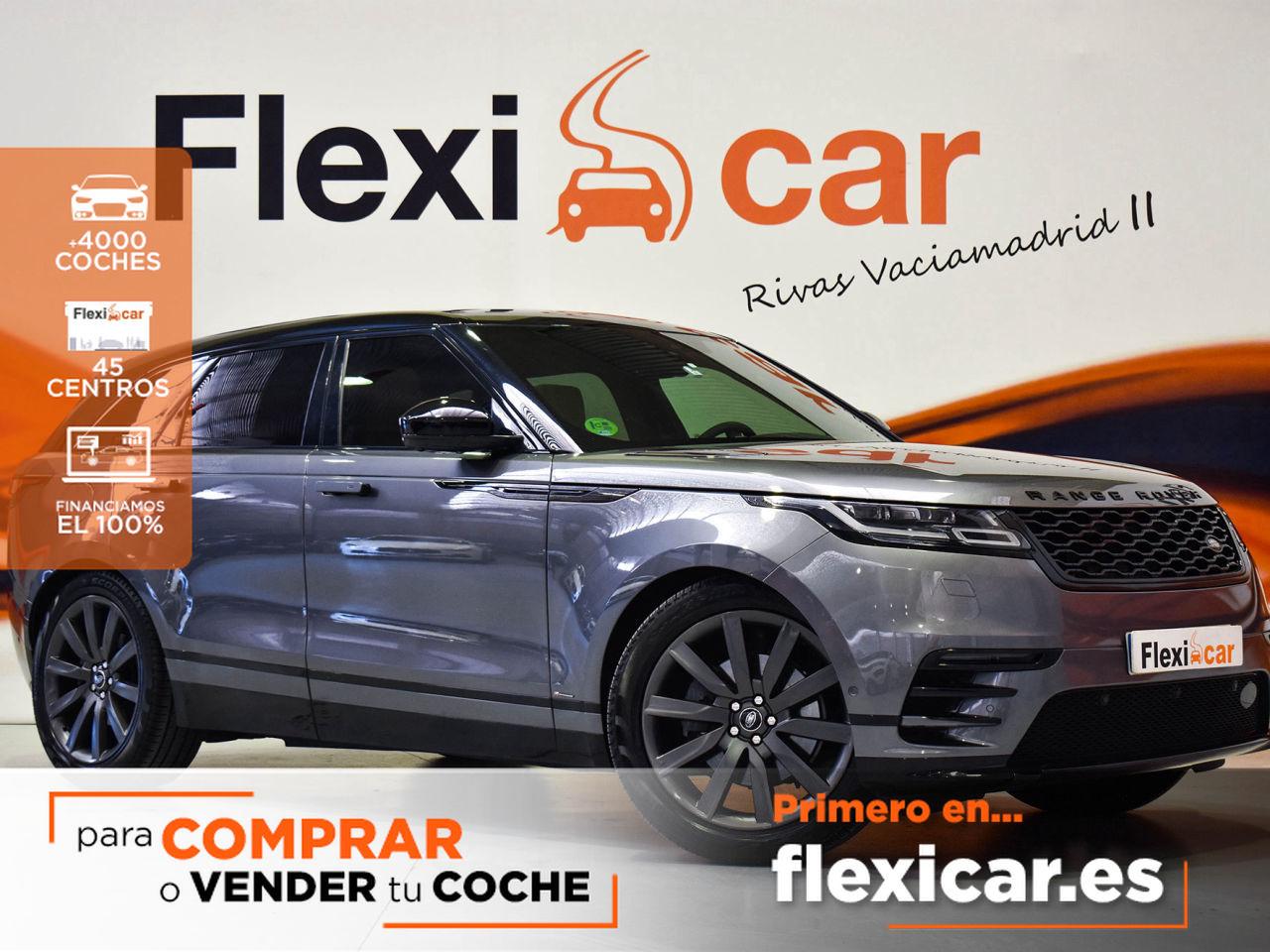 Land Rover Range Rover Velar ocasión segunda mano 2018 Diésel por 55.490€ en Huelva