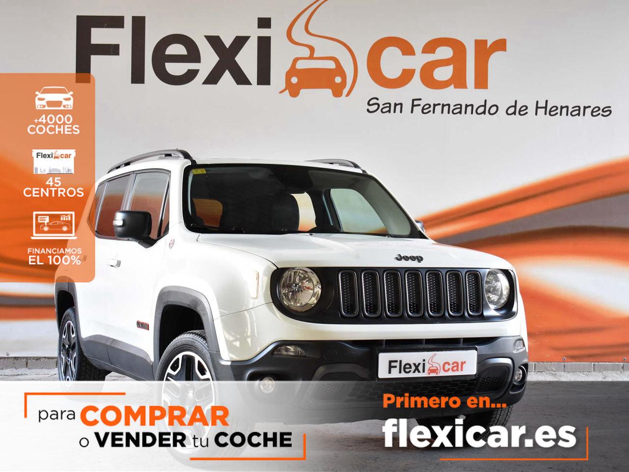 Jeep Renegade ocasión segunda mano 2015 Diésel por 19.480€ en Madrid