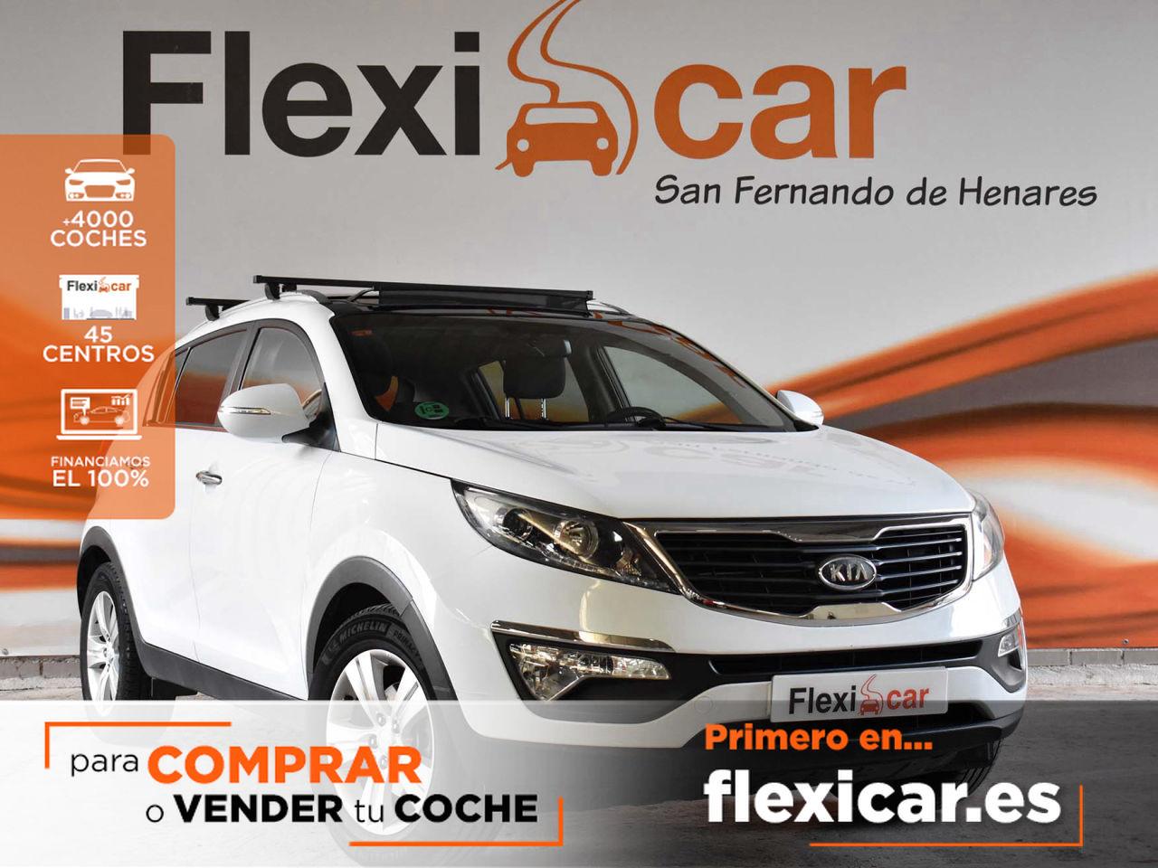 Kia Sportage ocasión segunda mano 2011 Gasolina por 11.480€ en Madrid
