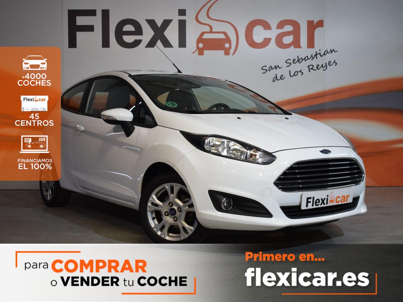 Ford Fiesta ocasión segunda mano 2014 Gasolina por 8.990€ en Madrid