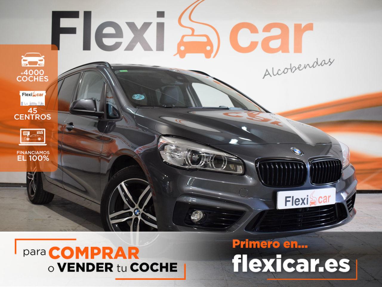 BMW Serie 2 Active Tourer ocasión segunda mano 2015 Diésel por 19.490€ en Madrid