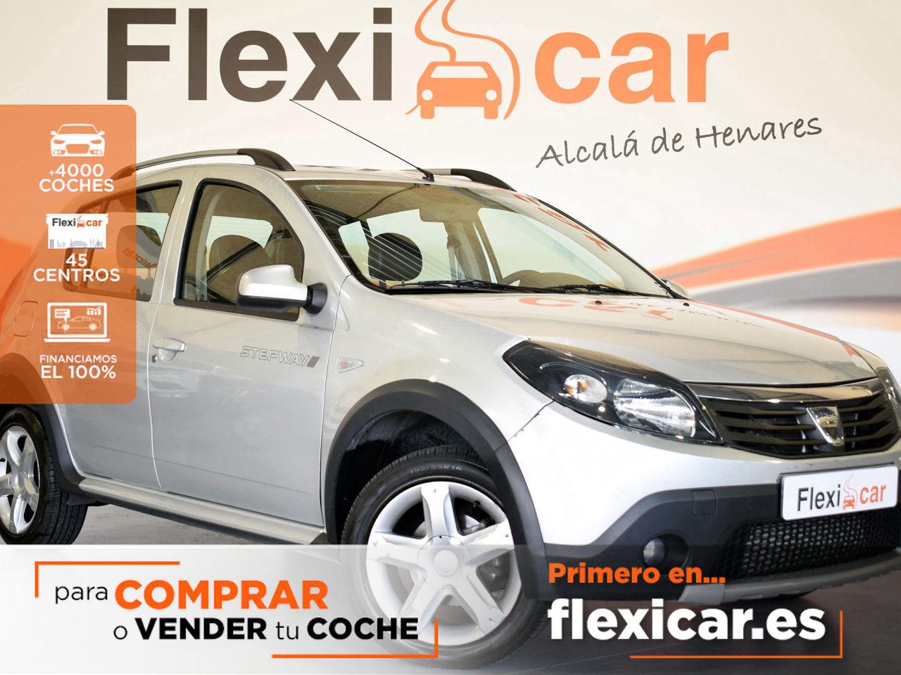 Dacia Sandero ocasión segunda mano 2012 Diésel por 6.500€ en Madrid