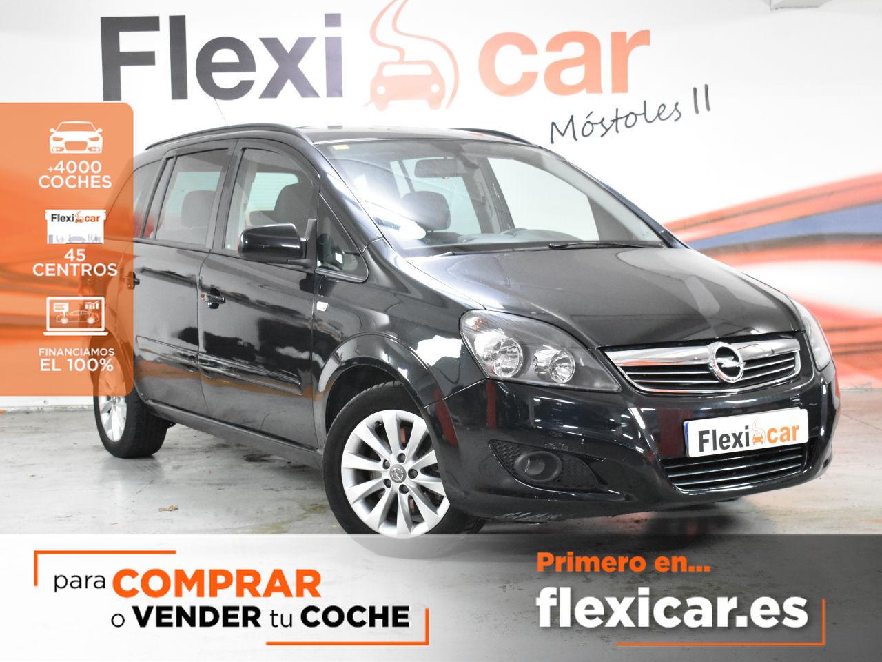 Opel Zafira ocasión segunda mano 2014 Diésel por 7.990€ en Madrid