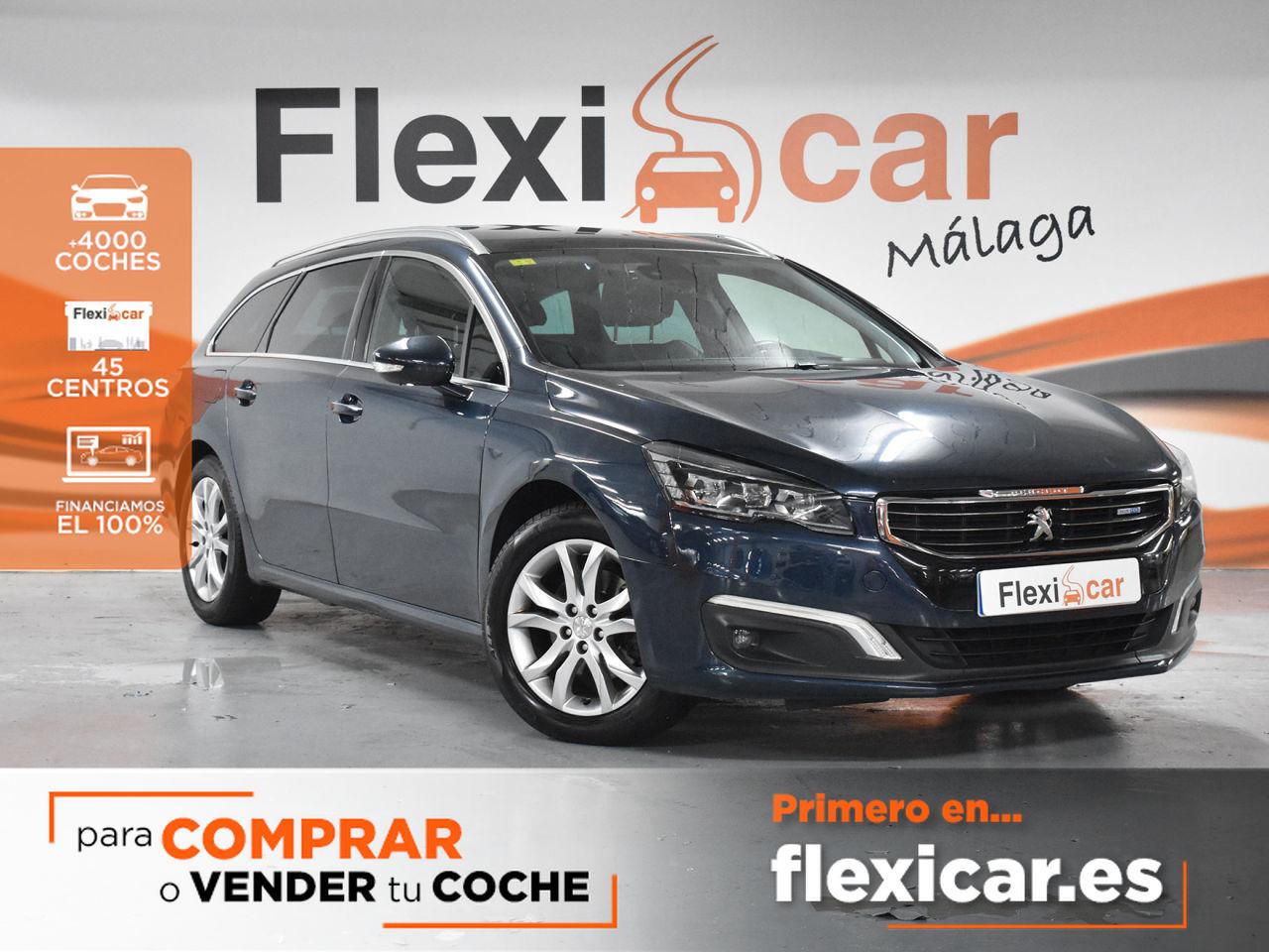 Peugeot 508 ocasión segunda mano 2014 Diésel por 9.990€ en Barcelona