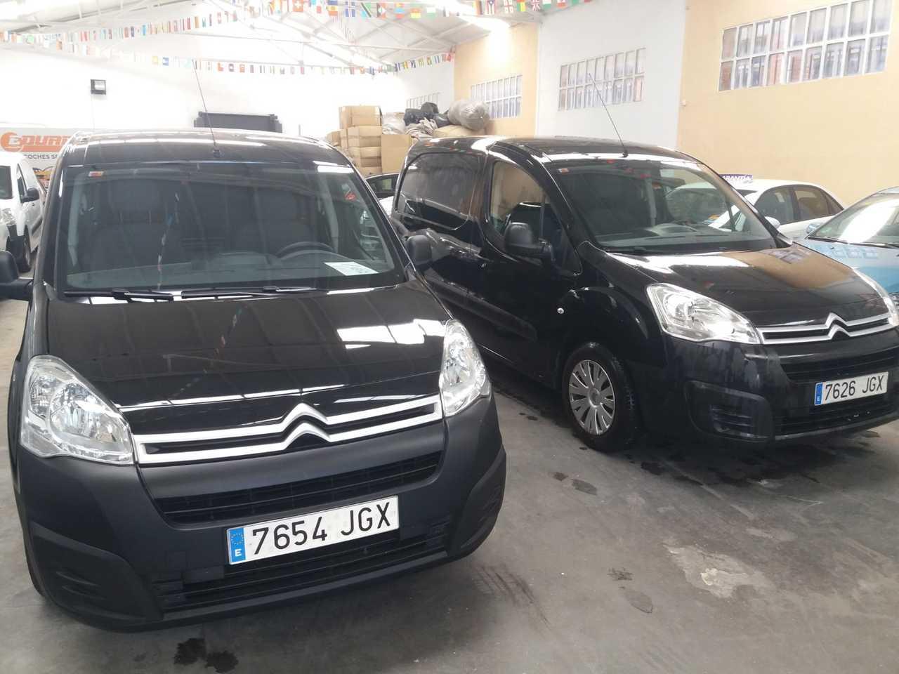 Foto Citroën Berlingo 1
