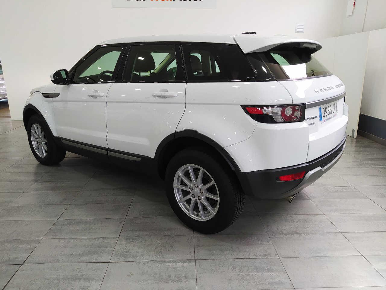 Foto Land-Rover Range Rover Evoque 3