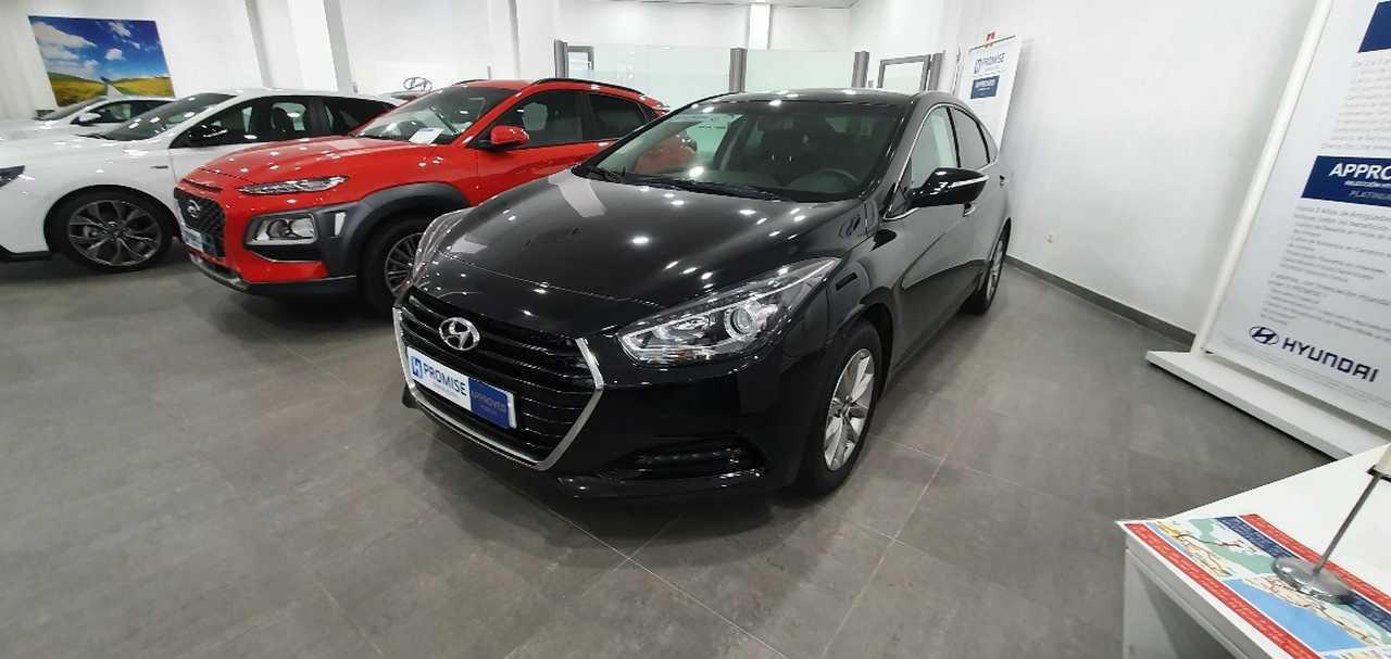 Hyundai i40 Diésel en Marbella
