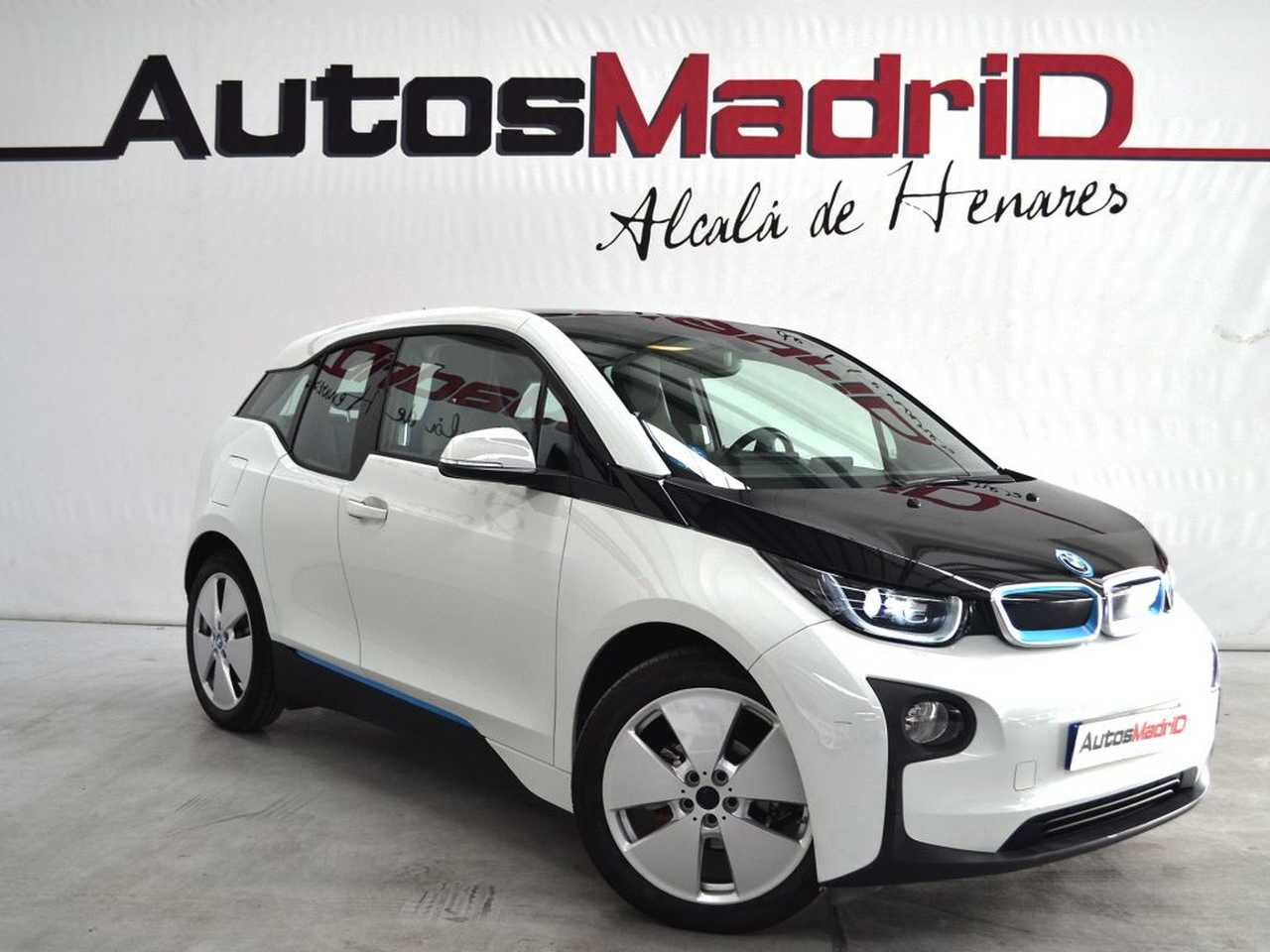 Foto BMW i3 1
