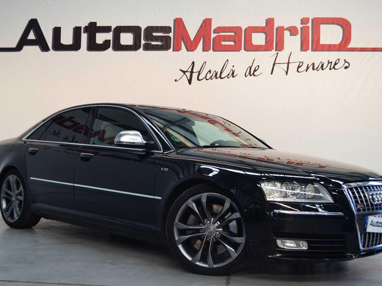 Audi S8 Gasolina en Alcalá de Henares