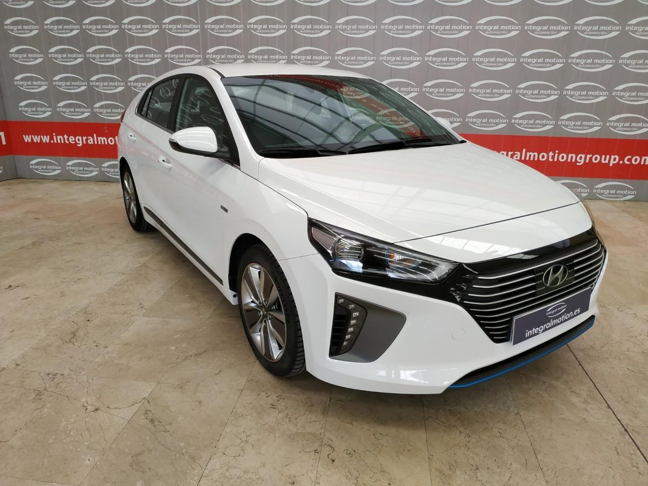 Foto Hyundai IONIQ 3