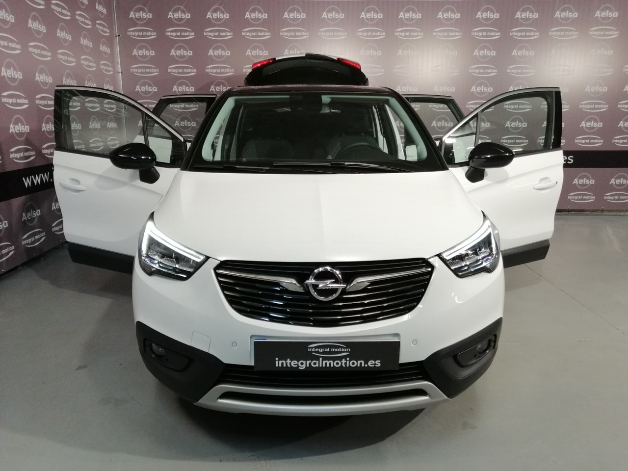Foto Opel Crossland X 3