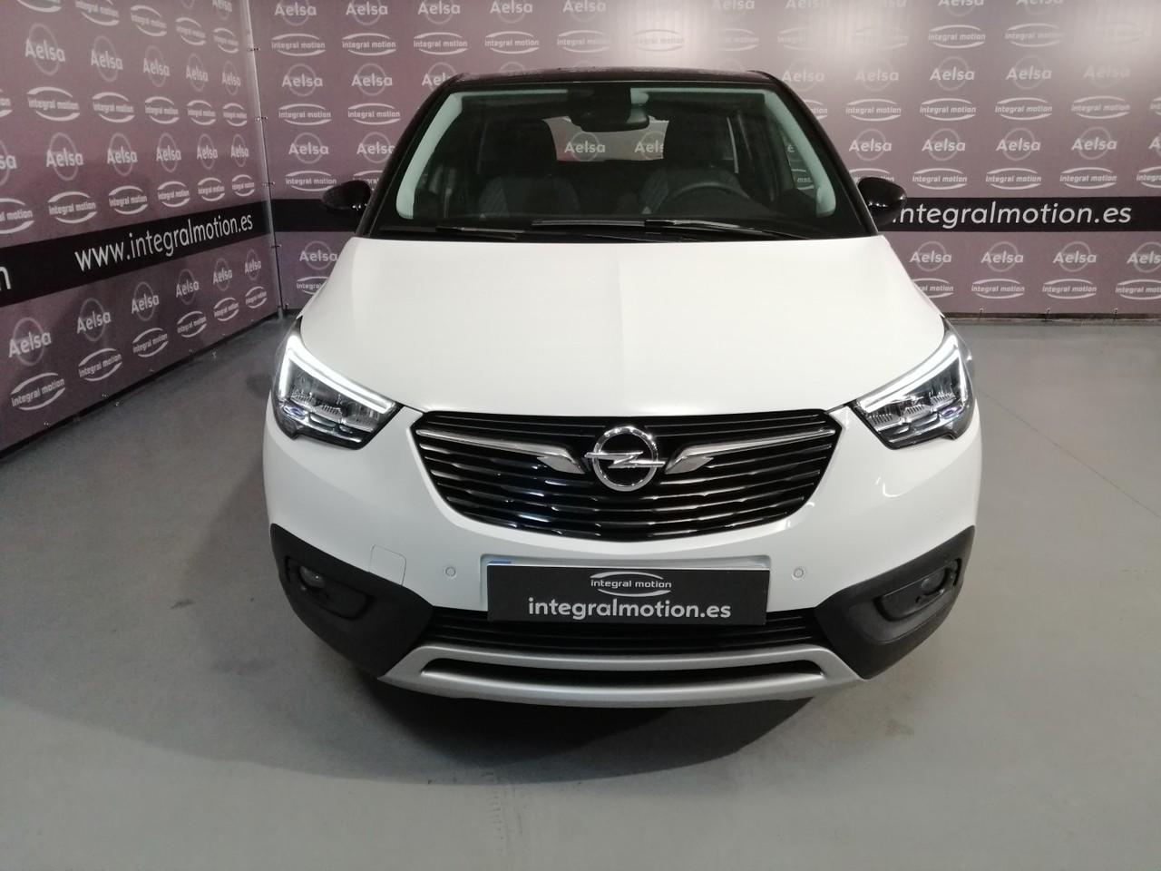 Foto Opel Crossland X 2