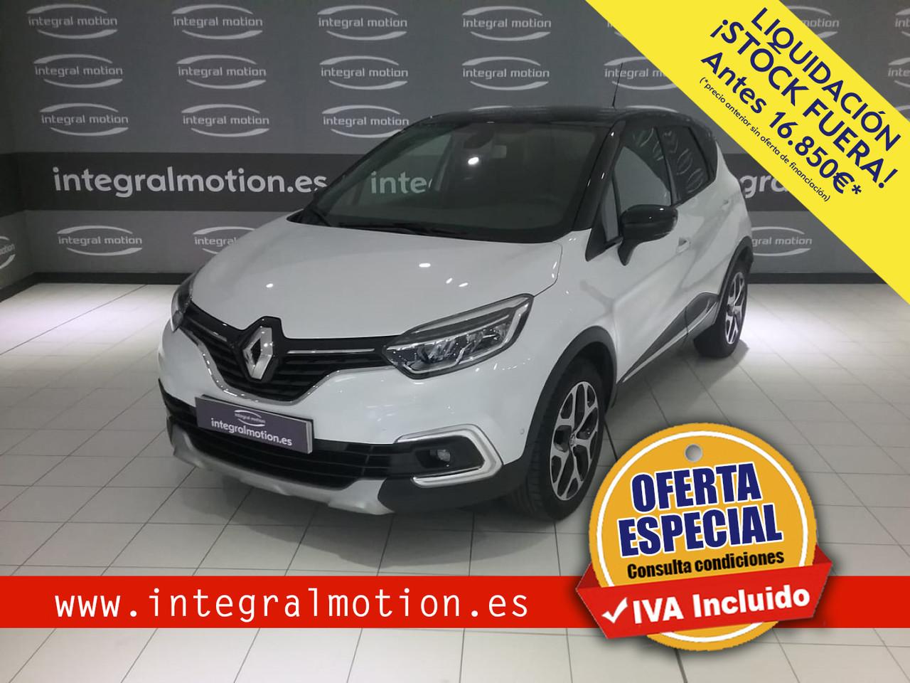 Foto Renault Captur 1