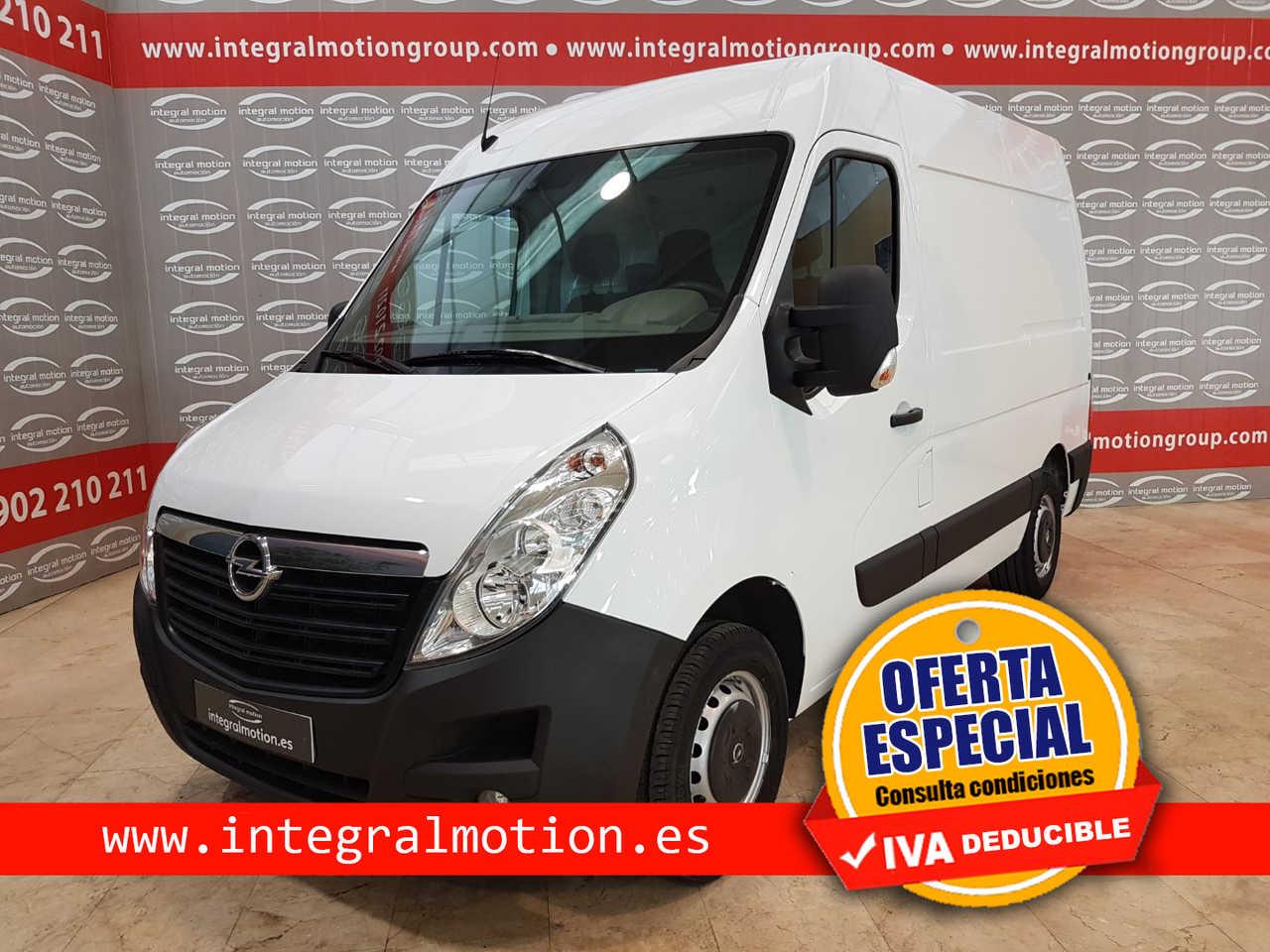 Foto Opel Movano 1