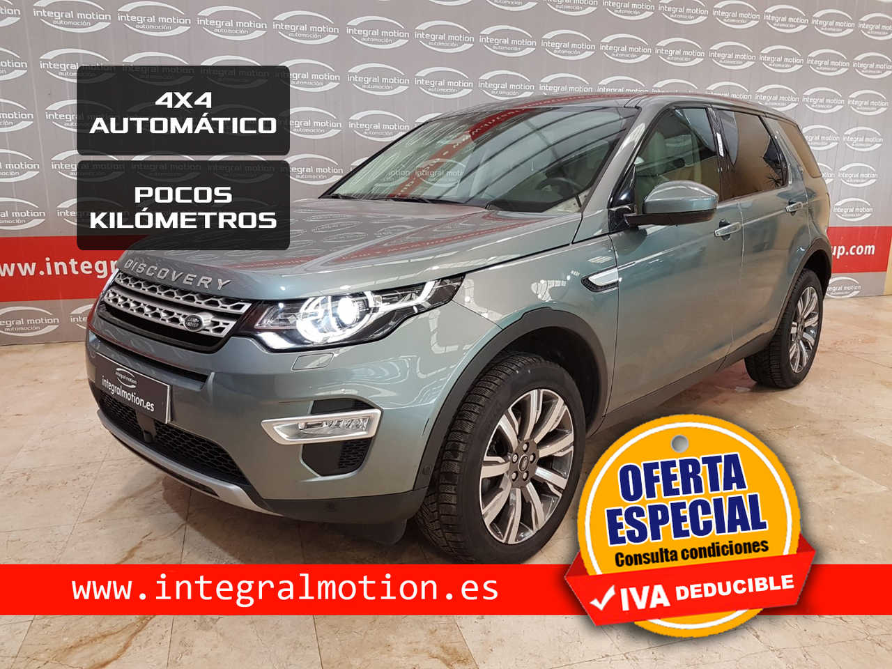 Foto Land-Rover Discovery Sport 1