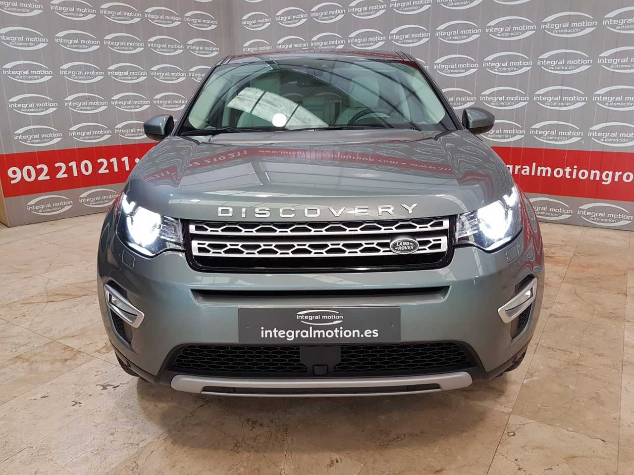 Foto Land-Rover Discovery Sport 2