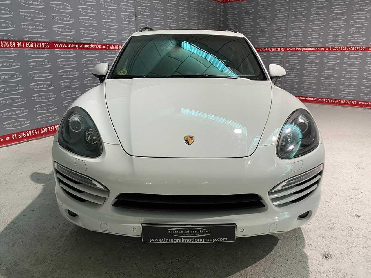 Foto Porsche Cayenne 2