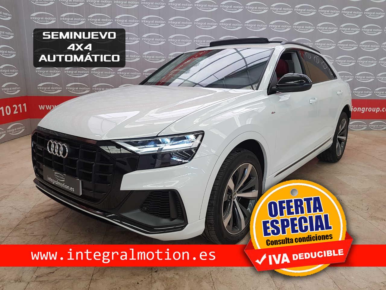 Audi Q8 Diésel en Sada