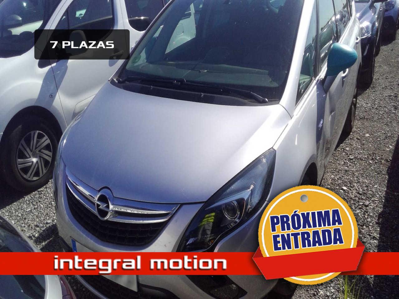 Opel Zafira  Tourer    Diésel en Sada