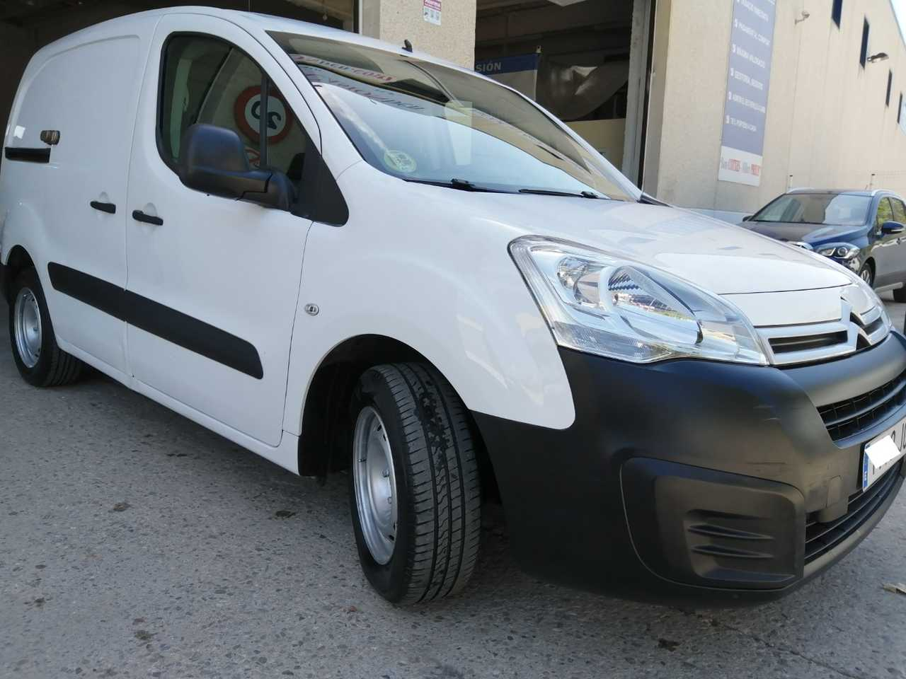 Foto Citroën Berlingo  Furgon 1