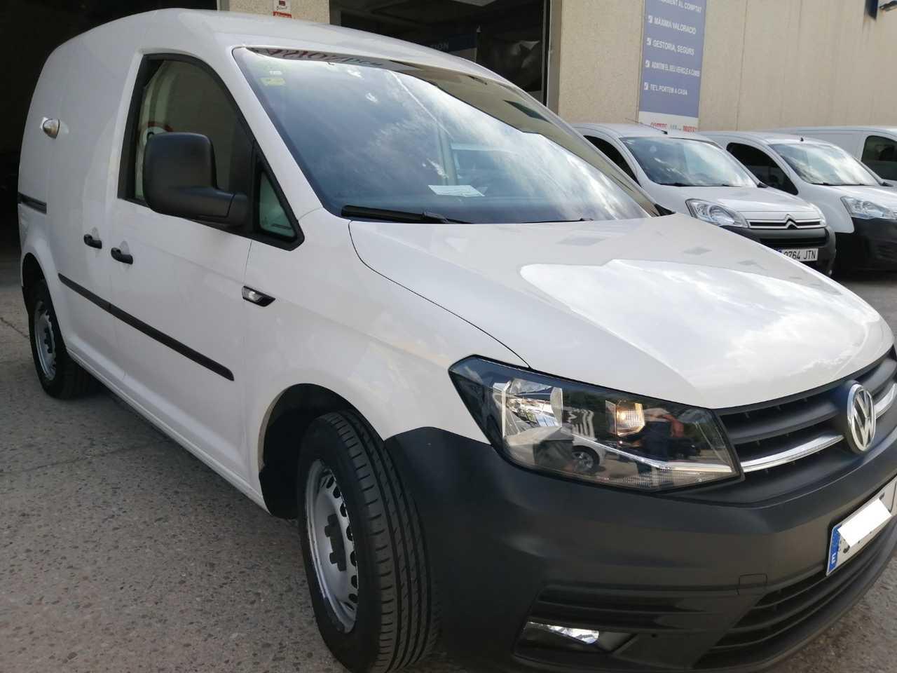 Foto Volkswagen Caddy 1