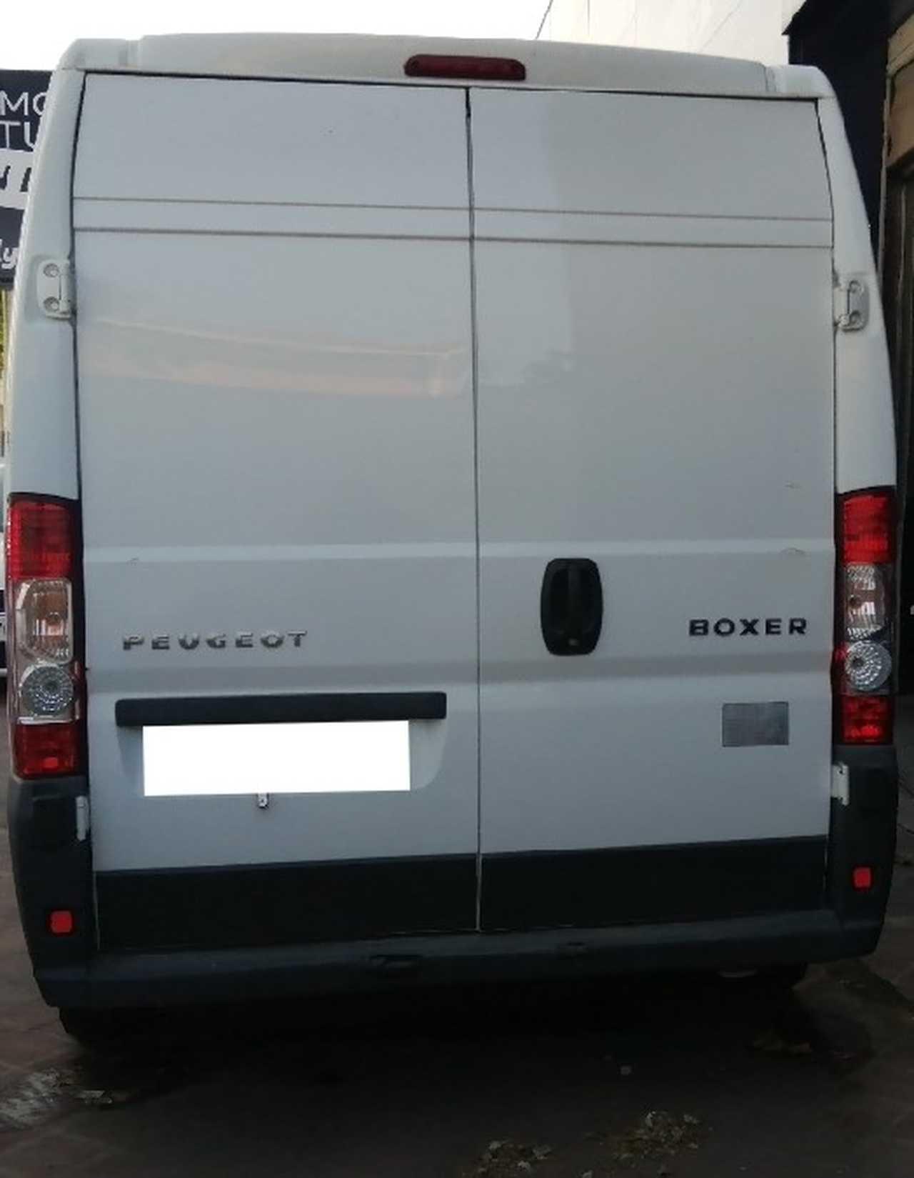 Foto Peugeot Boxer 2