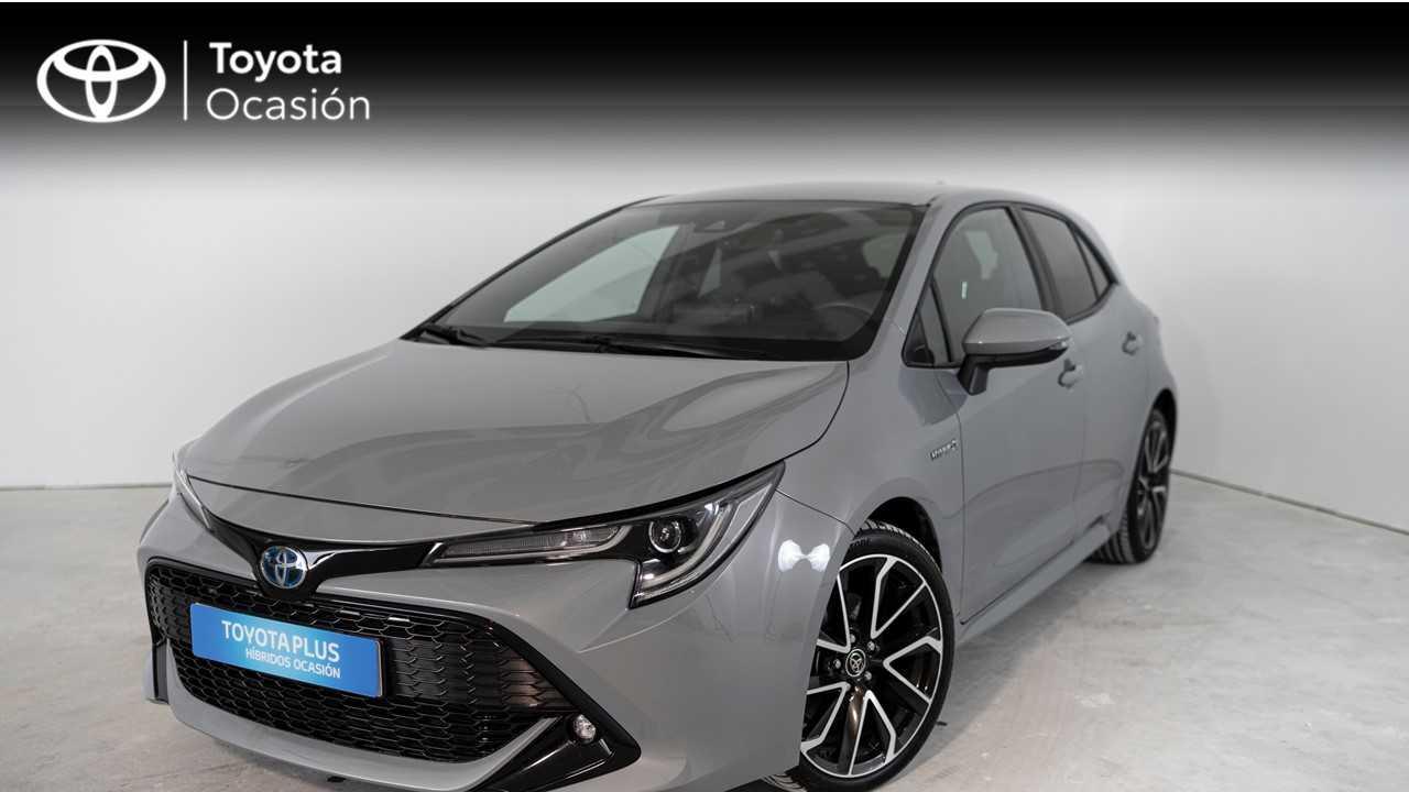 Toyota Corolla ocasión segunda mano 2019 Híbrido por 20.990€ en Cádiz
