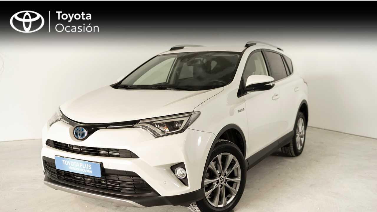 Toyota Rav4 ocasión segunda mano 2016 Híbrido por 23.190€ en Cádiz