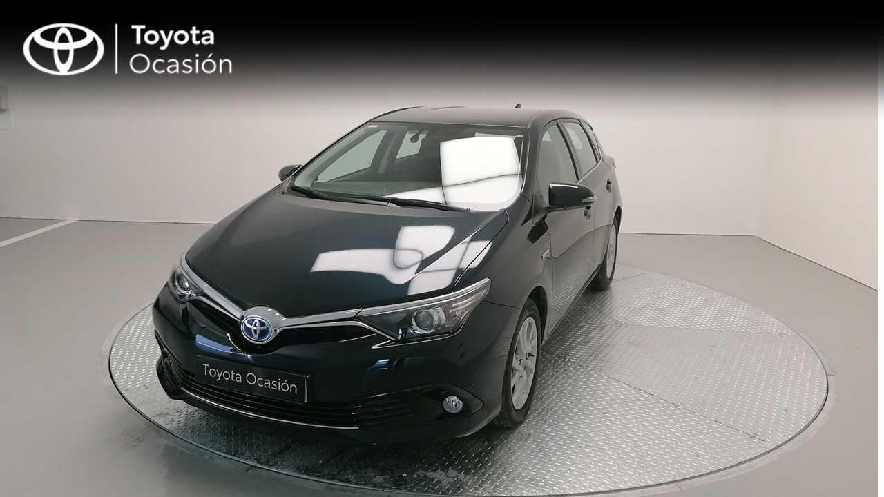 Toyota Auris ocasión segunda mano 2016 Híbrido por 11.680€ en Cádiz