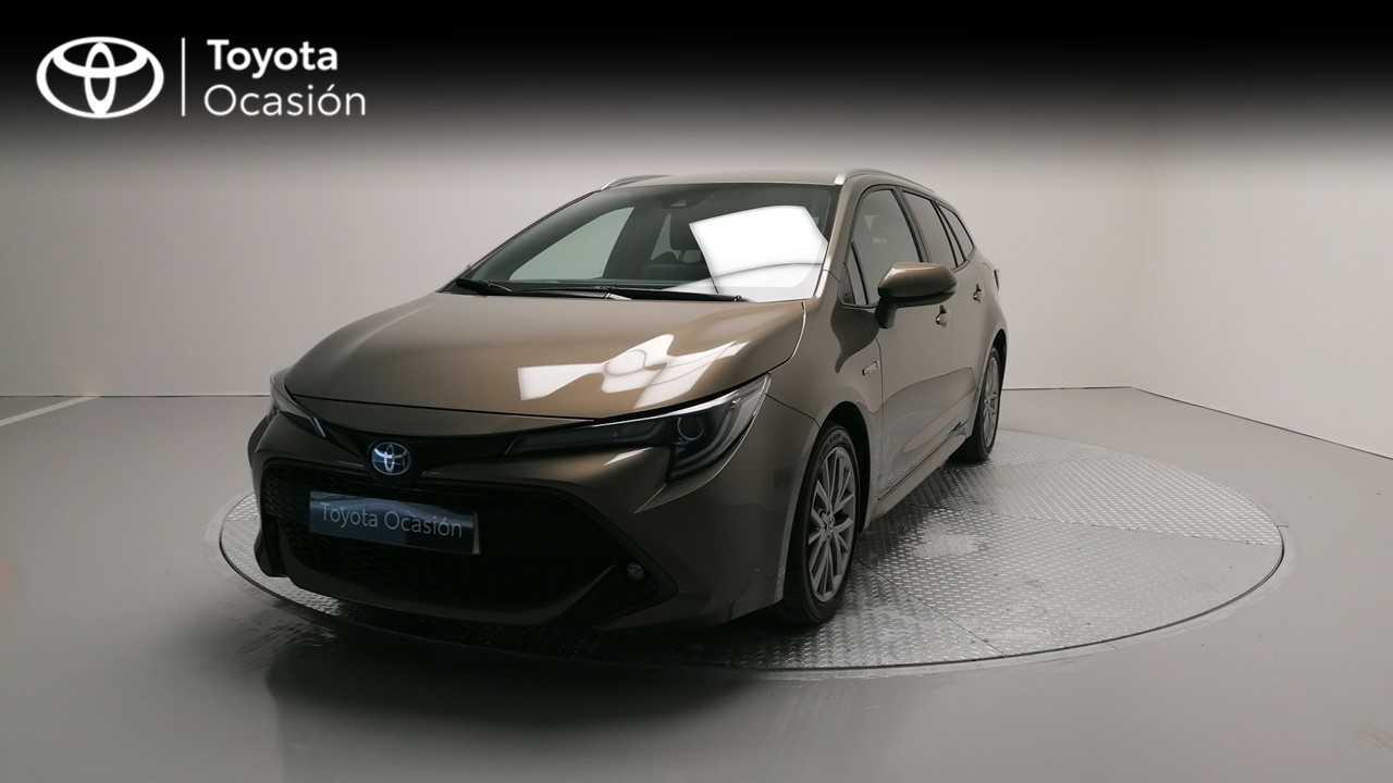Toyota Corolla ocasión segunda mano 2019 Híbrido por 21.490€ en Cádiz