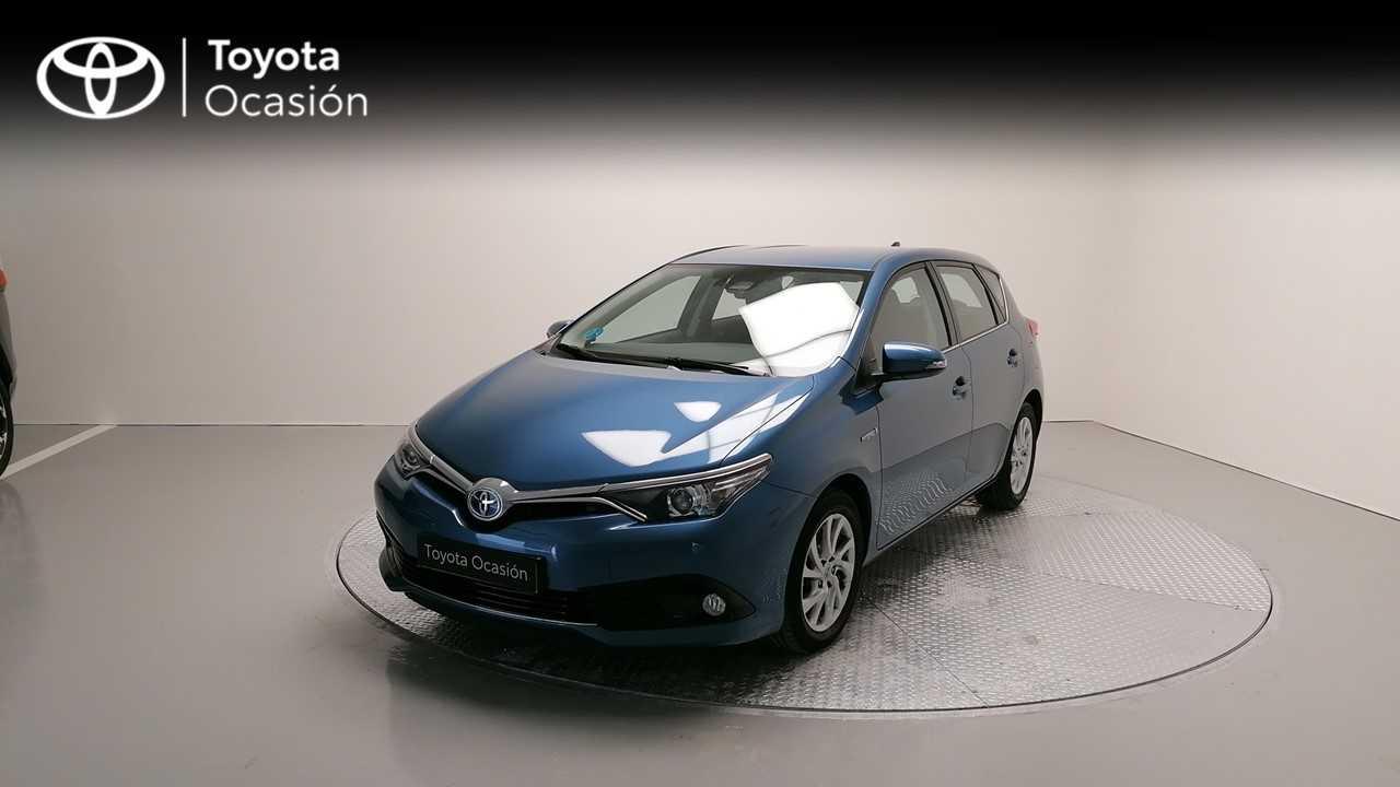 Toyota Auris ocasión segunda mano 2017 Híbrido por 15.200€ en Cádiz