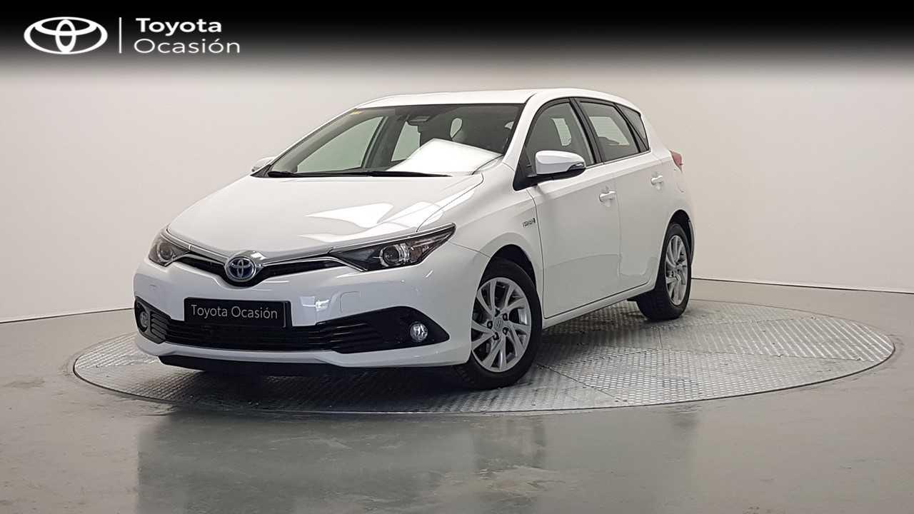 Toyota Auris ocasión segunda mano 2017 Híbrido por 15.490€ en Cádiz