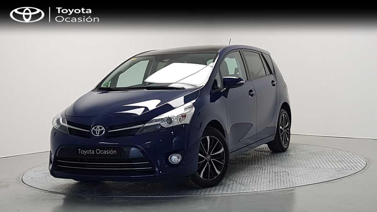 Toyota Verso ocasión segunda mano 2017 Gasolina por 14.890€ en Cádiz
