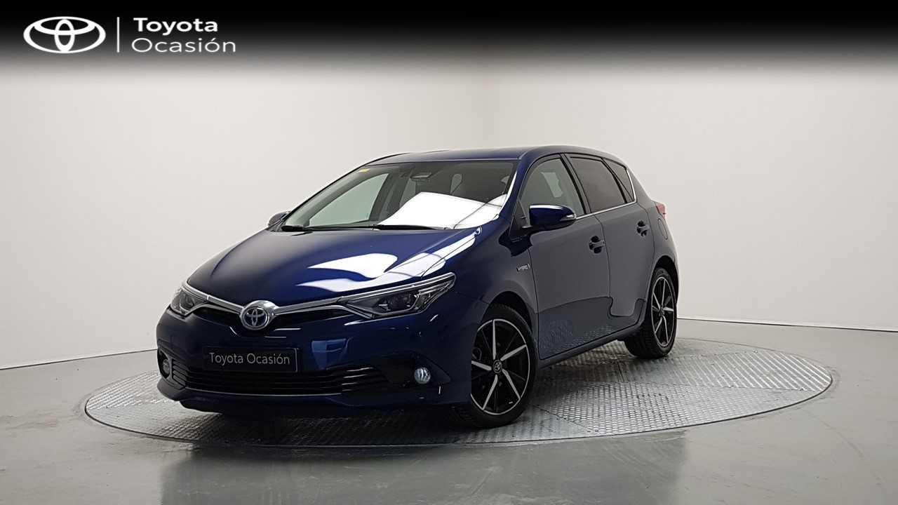 Toyota Auris ocasión segunda mano 2017 Híbrido por 15.390€ en Cádiz